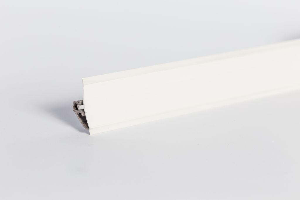 Kádszegély Cezar 21x21mm utólagos, kipattintható 3M fehér