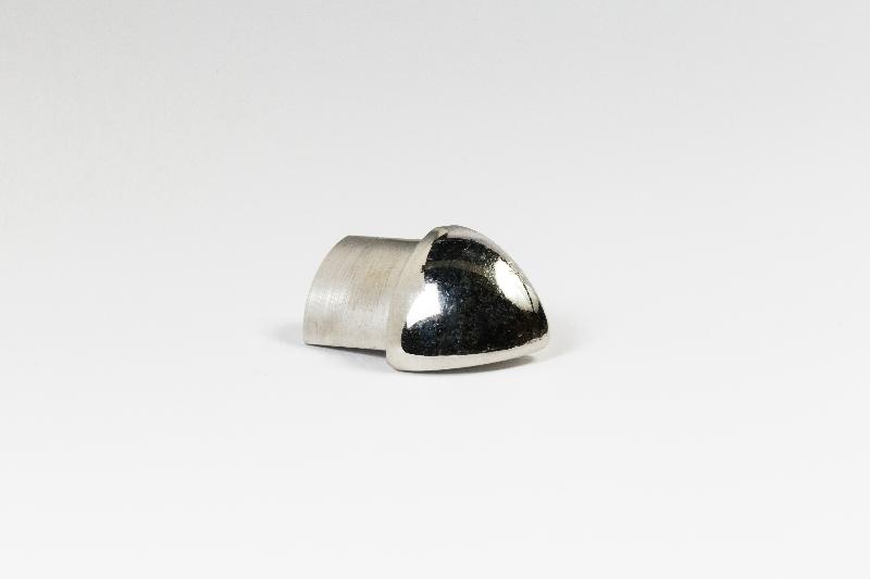 ACÉL külső sarok 10mm CPJAC10 2db/cs polírozott rozsdamentes acél MEGSZŰNŐ