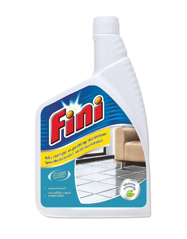 FINI Kő- csempe és padlólap tisztítószer 1 L MEGSZŰNŐ