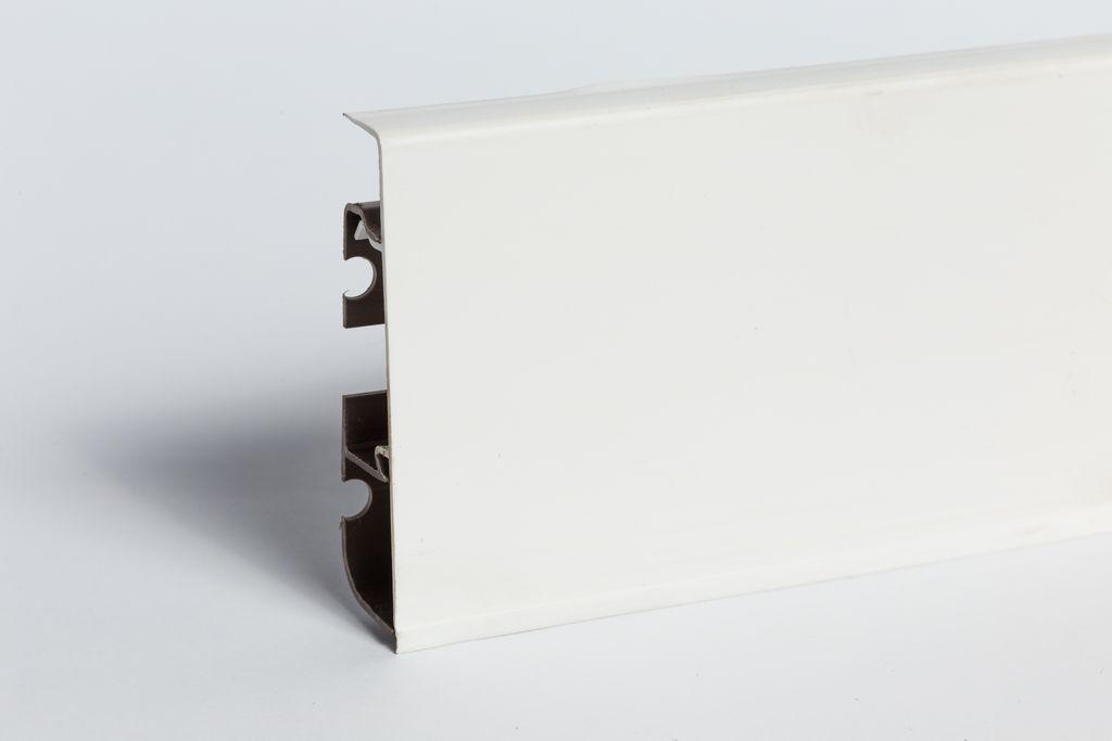 Hi-Line Prestige 75mm H089 szegőléc 2,5m Fehér (matt)