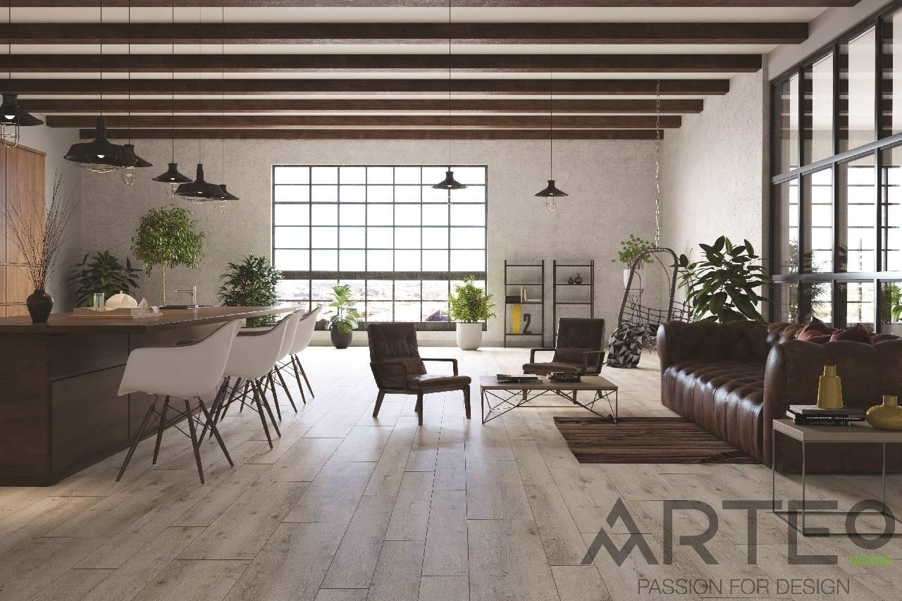 Arteo 10mm XL 49763 Monte Carlo tölgy 129cmx28cm - 33/AC5 - 1,813m2 MEGSZŰNŐ