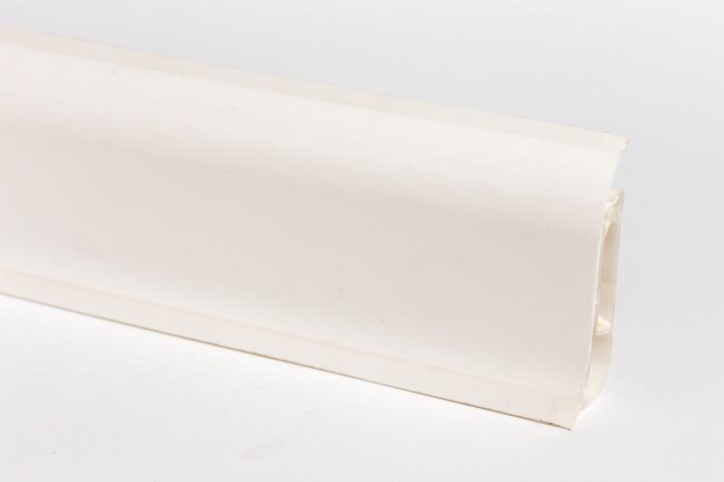 MIG60 szegélyléc 2,5m 117 Fehér MEGSZŰNŐ