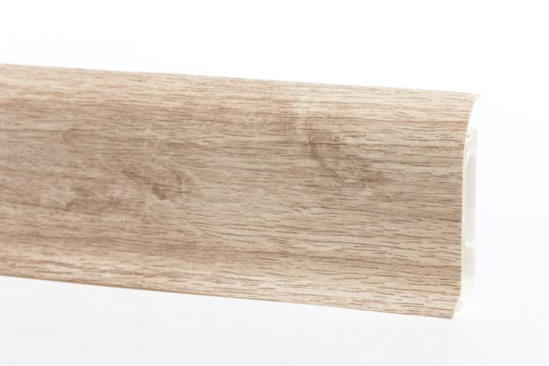 PVC szegélyléc - MIG 60mm
