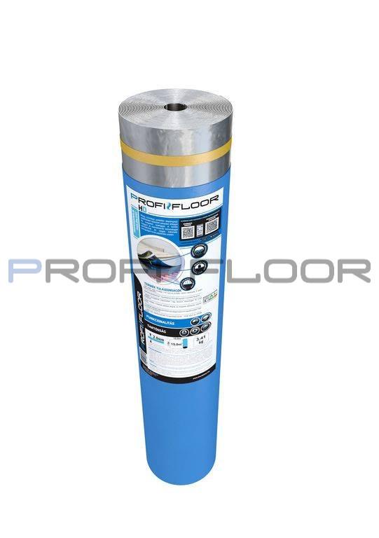 ProfiFloor HD alátét 2mm - 1M x 15M - 15m2/tekercs