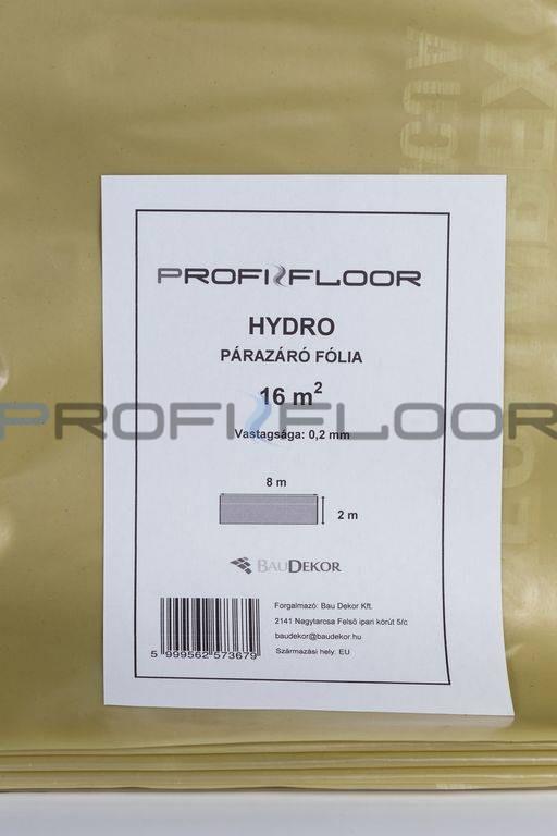 ProfiFloor HYDRO párazáró fólia 8x2mx0,2mm 16m2/csomag