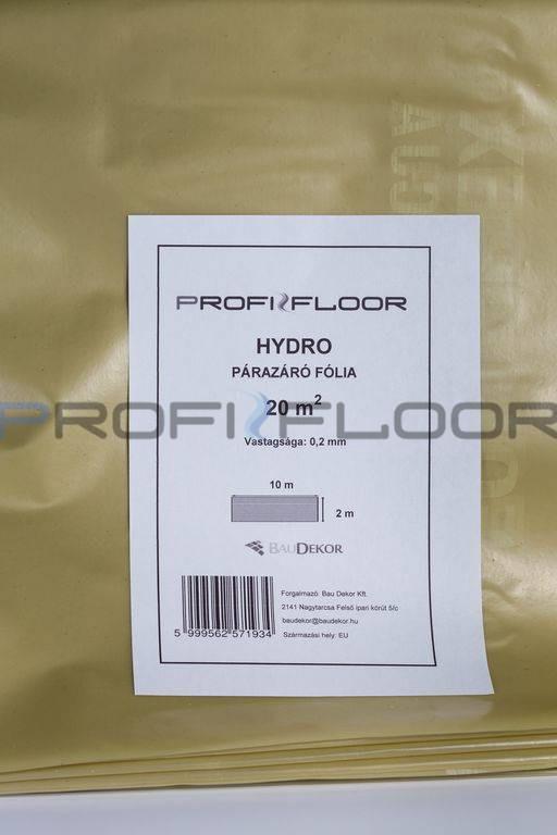 ProfiFloor HYDRO párazáró fólia 10x2mx0,2mm - 20m2/csomag