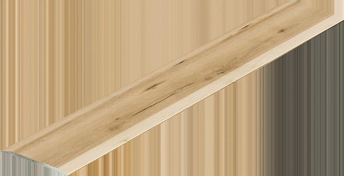 Arteo alu padlóprofil /36/ 2,7m, 35mm Denali