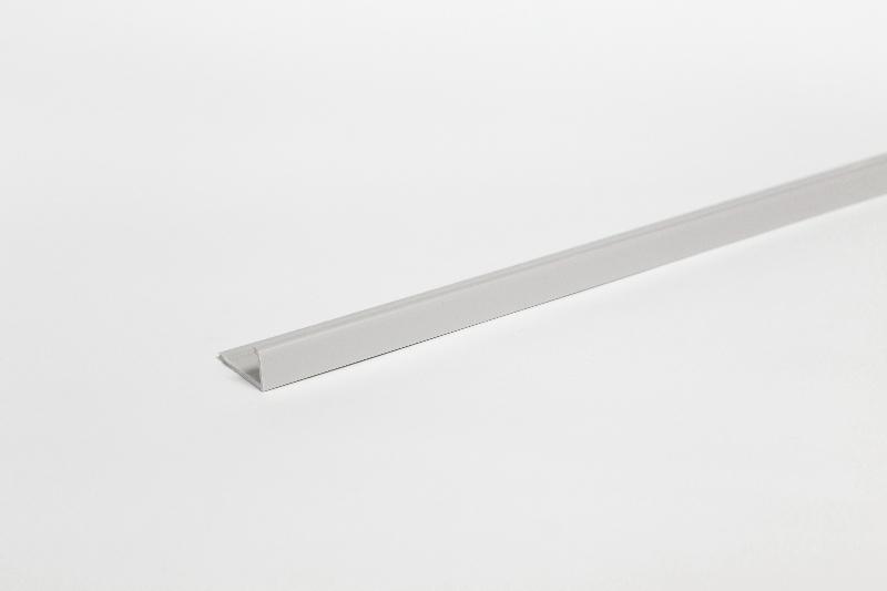 PVC élvédő, szögletes - CEZAR