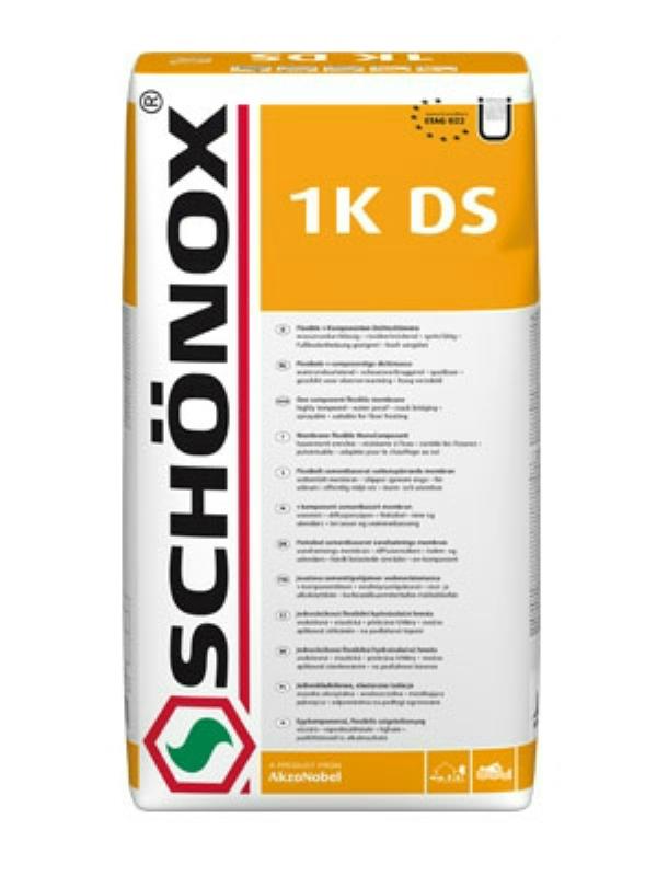SCHÖNOX 1K-DS 18kg kenhető fóliaszigetelés