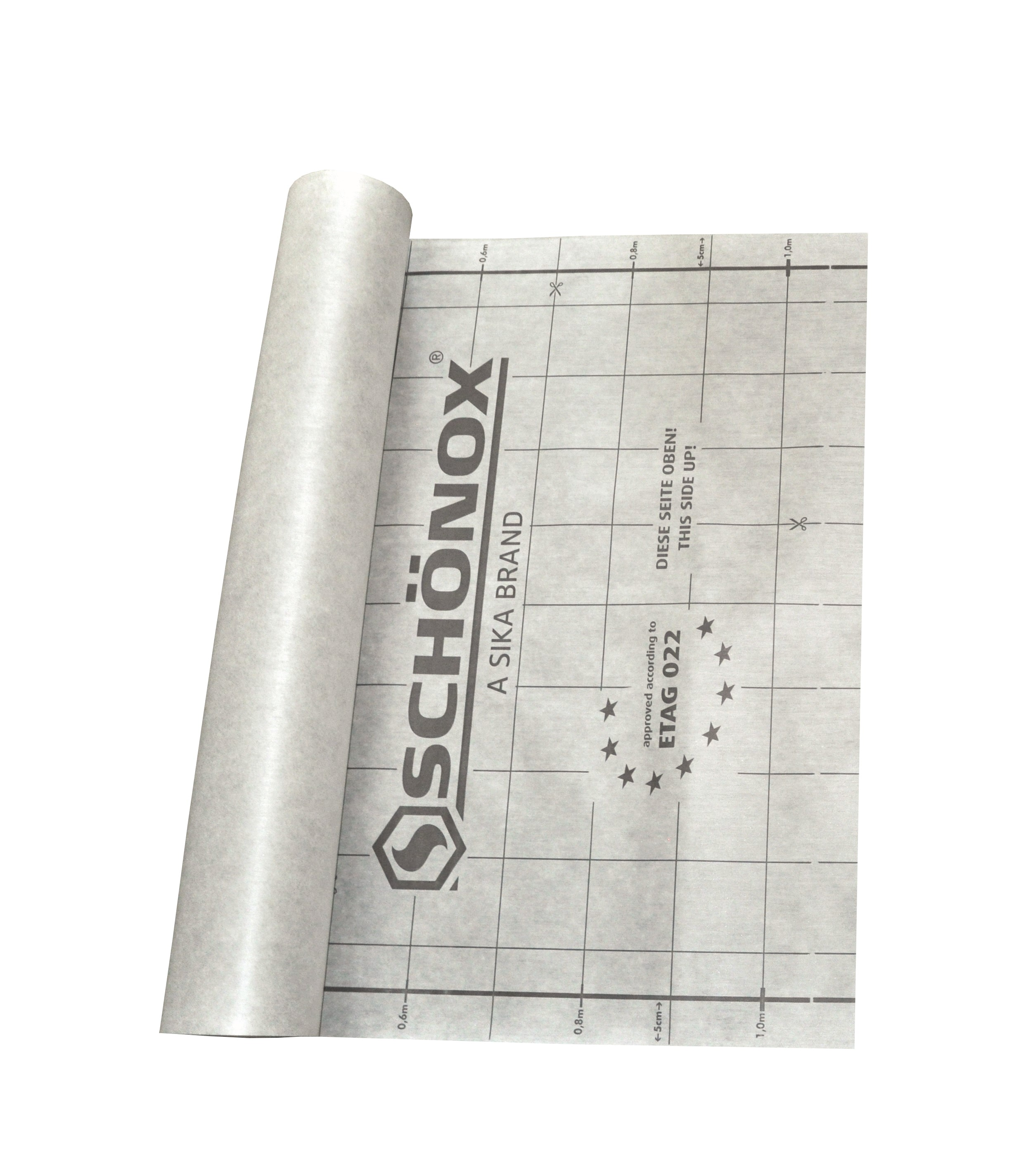 SCHÖNOX AB 30m2 feszültségmentesítő lemez