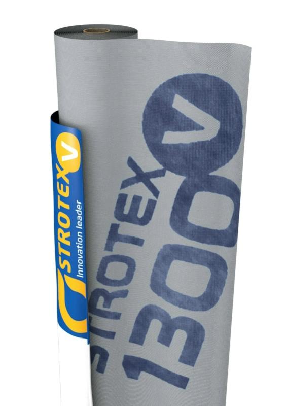 Tetőfólia Strotex V135g 75m2/tekercs